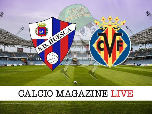 LalIga, Huesca – Villarreal: diretta live, risultato in tempo reale