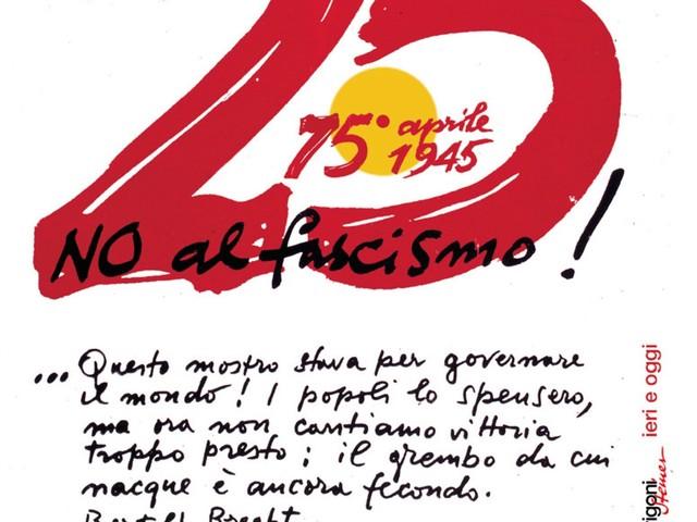 """NO AL FASCISMO!"": la tessera ANPI 2020"