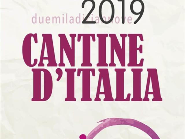 Guida Cantine d'Italia 2019 di Go Wine per coloro che ritengono che il vino valga un viaggio