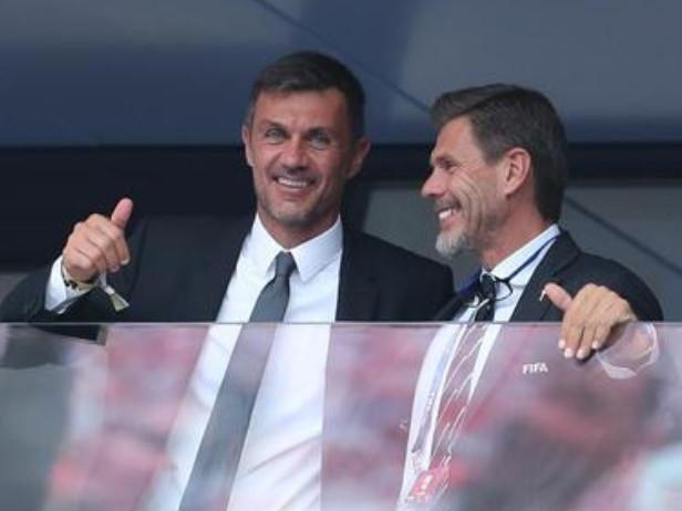 Milan, blitz a Madrid: incontro con il Real