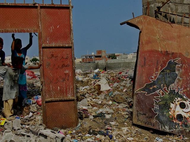Viaggio nella street art yemenita. Parola a Luca Scarcella