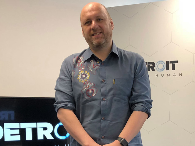 La community PlayStation intervista il CEO & Founder di Quantic Dream