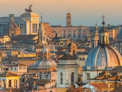 Blocco traffico Roma: date, orari e mappa
