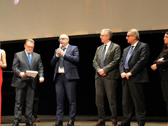 Il Picchio d'Oro 2019 ad Andrea Bocelli
