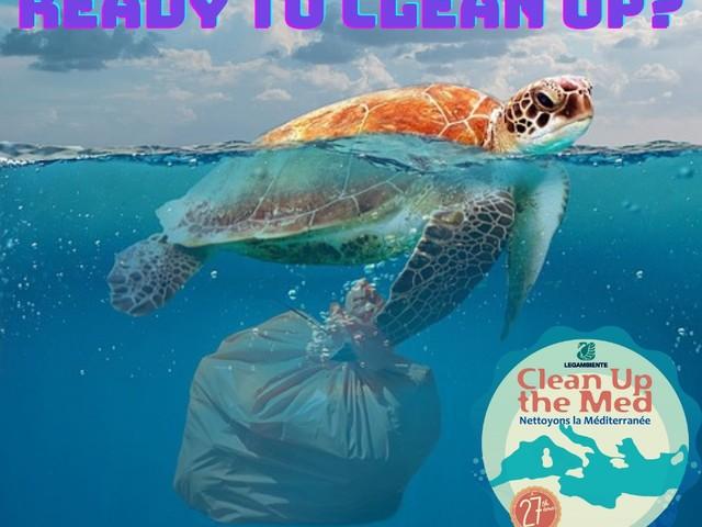Con Clean Up The Med, anche la Maremma nella lotta senza confini contro i rifiuti marini