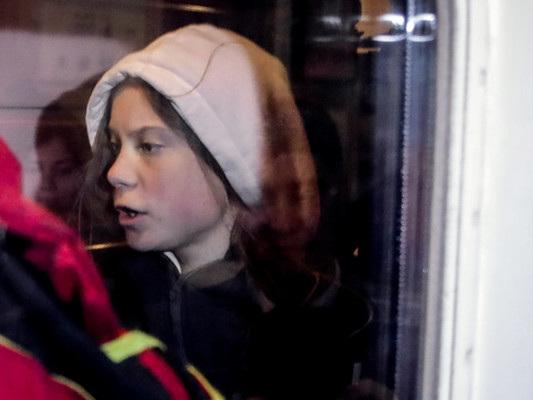 Greta ha scartato l'asino. Andrà a Madrid in treno