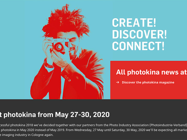 Photokina 2020: non ci saranno Nikon, Leica ed Olympus