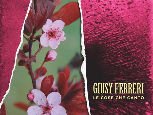 Giusy Ferreri – Le cose che canto: audio e testo del nuovo singolo in radio