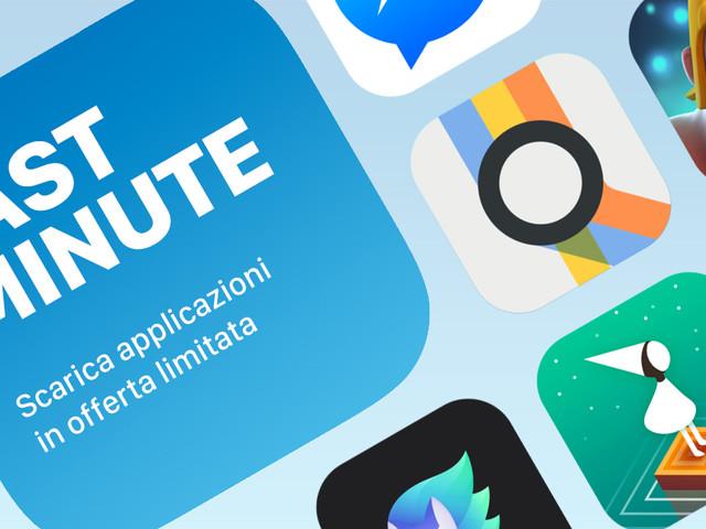 iSpazio LastMinute: 24 Giugno. Le migliori applicazioni, GRATIS e in Offerta, sull'AppStore! [10]