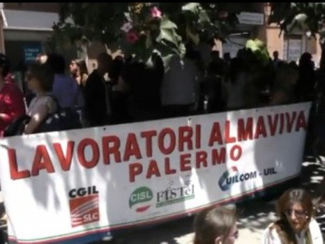 Lavoro, la crisi di Almaviva: 1600 esuberi a Palermo