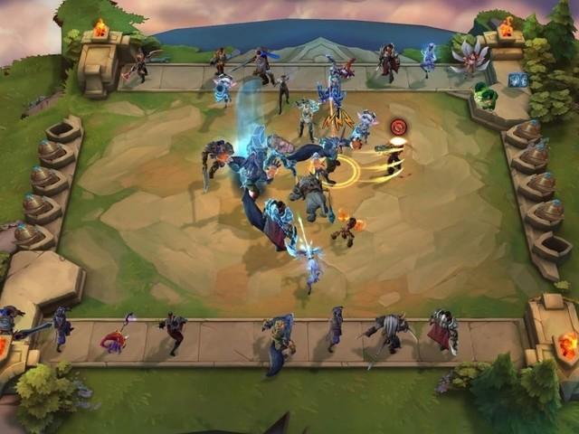 L'autobattler Teamfight Tactics è in arrivo su dispositivi mobile