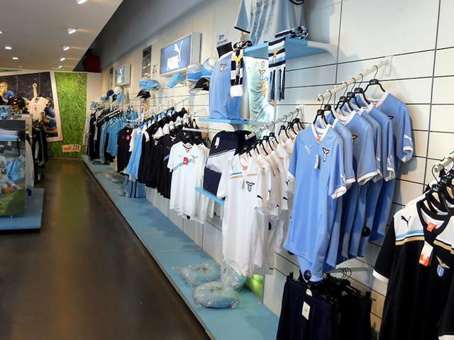 Notizie Lazio, appuntamento a domani per l'apertura del negozio al centro