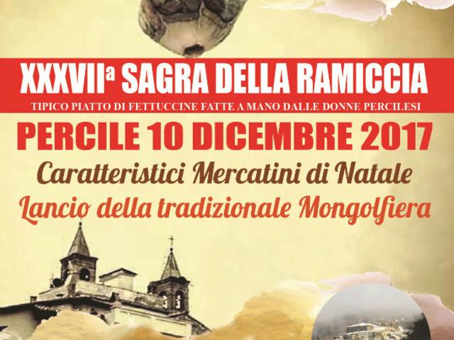 Sagra Della Ramiccia 37^ Edizione a Percile (RM)
