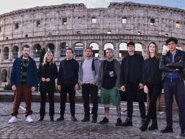 Serie tv su Prime Video a marzo, arriva Celebrity Hunted con Totti, Fedez e & Co.