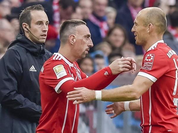 Bayern Monaco, Ribery come Robben: addio a fine stagione?