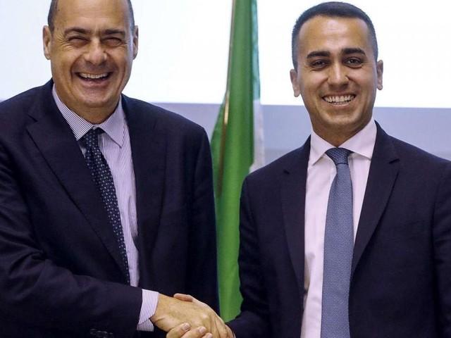 Vertice Di Maio-Zingaretti: alla ricerca di un'intesa in vista delle regionali in Calabria
