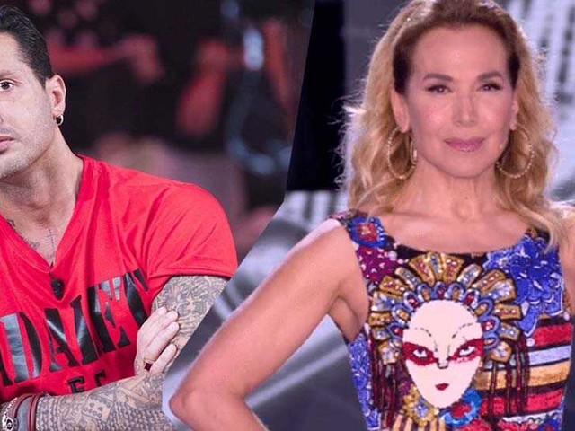 Fabrizio Corona fa un appello choc a Barbara d'Urso