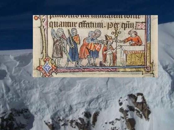 Il ghiacciaio alpino di Colle Gnifetti rivela che nel Medioevo in Inghilterra l'inquinamento da piombo era grave quanto durante la rivoluzione industriale