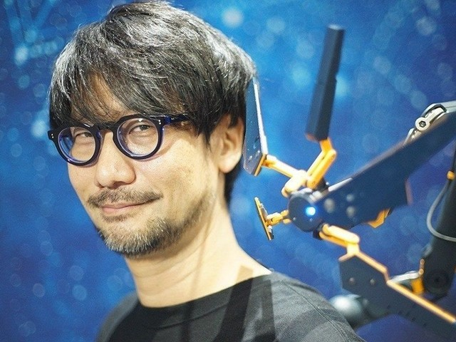 In Death Stranding c'è anche Hideo Kojima in persona: il video del cameo