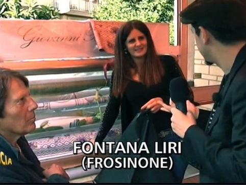 """""""Striscia la Notizia"""", il ministero della Difesa non paga l'Imu al Comune di Fontana Liri: """"500mila euro di debito"""""""