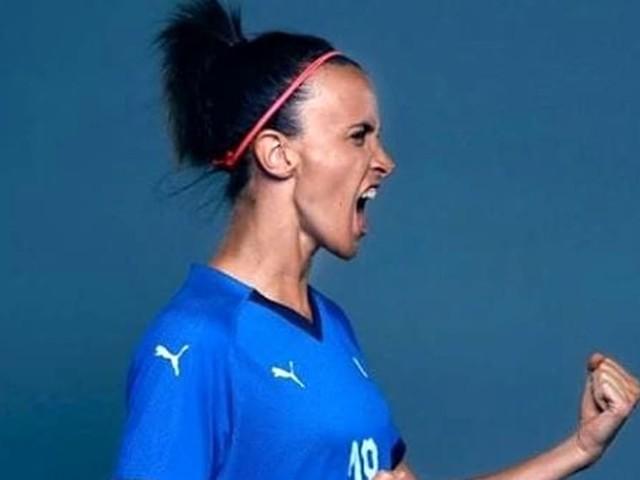 """Chi è Barbara Bonansea, bomber dell'Italia che ha esordito """"col botto"""" ai Mondiali"""