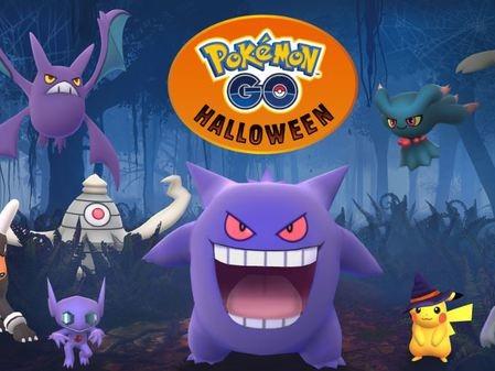 Pokémon GO: annunciati l'Evento di Halloween e i Pokémon di terza generazione
