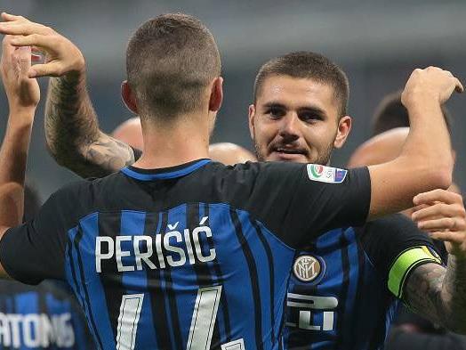 Napoli-Inter, le formazioni ufficiali della nona giornata