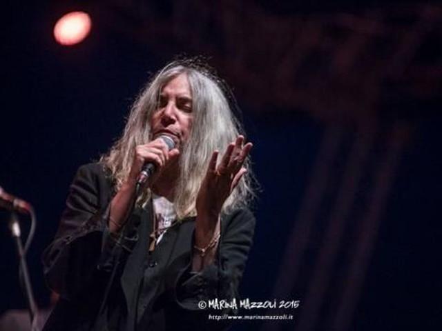 Patti Smith, a giugno un concerto-reading acustico a Verona con Tony Shanahan – BIGLIETTI/PREZZI
