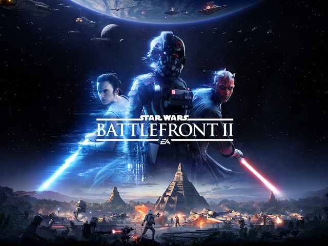 Star Wars Battlefront 2 si mostra in un video gameplay dedicato alla modalità Starfighter Assault