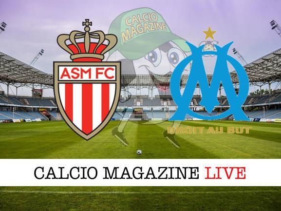 Ligue 1, Monaco – Marsiglia 3-1: diretta live, risultato in tempo reale