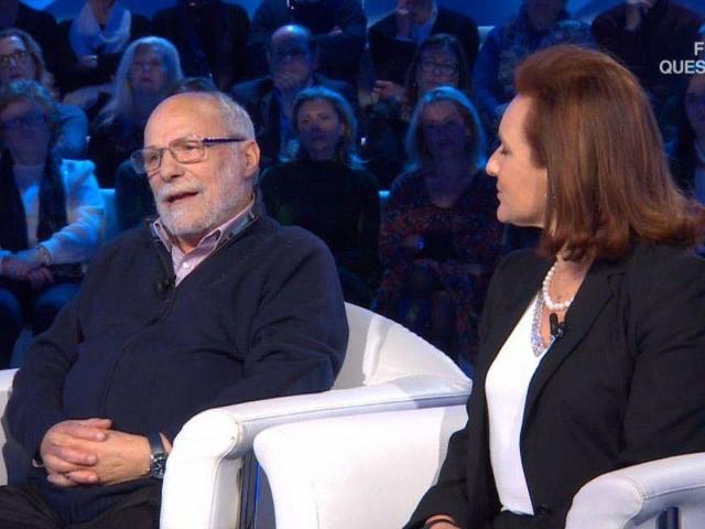 """GIORNATA DELLA MEMORIA 2020/ Ruth Dureghello """"ricordare ha un senso"""" (Domenica In)"""