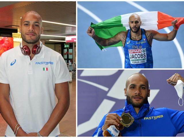 Atletica, chi è Marcell Jacobs, il recordman italiano sui 100 metri