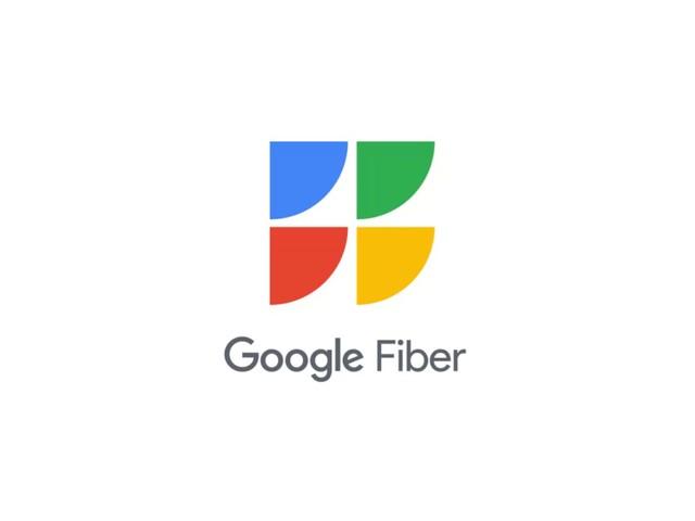 Finalmente anche Google Fiber ha il suo logo nel tipico stile Google (foto)