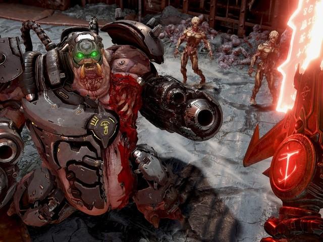 'Portare Doom Eternal su PS5 e Xbox Series X sarebbe un passo logico'