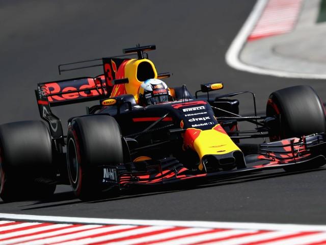 GP d'Ungheria - Ricciardo si conferma leader delle prove libere 2