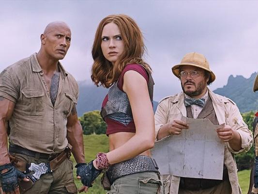 Jumanji - Benvenuti nella giungla: il film in anteprima gratuita per i nostri lettori il 12 dicembre!