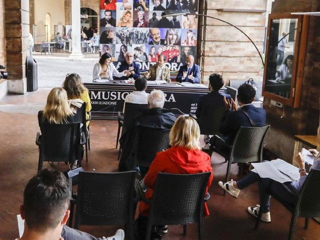 """Macerata, Musicultura presenta la """"Controra"""": una settimana di spettacoli dal 24 al 29 agosto"""
