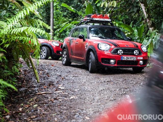 Mini - DallHonduras a Panama al volante della Countryman - VIDEO