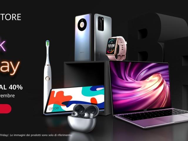 Le migliori offerte del Black Friday per Huawei