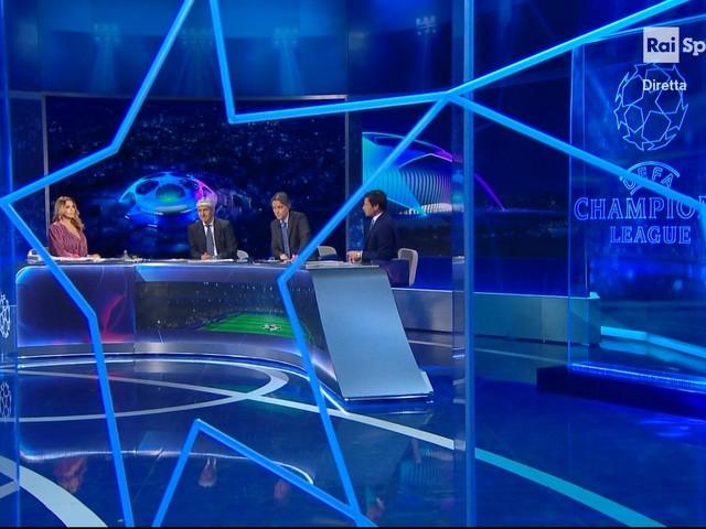 Rai senza diritti tv Champions: «Abbiamo tanto calcio e non solo».