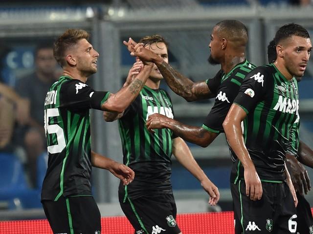 L'Inter inciampa sul Sassuolo: ko 1-0, decide il rigore di Berardi