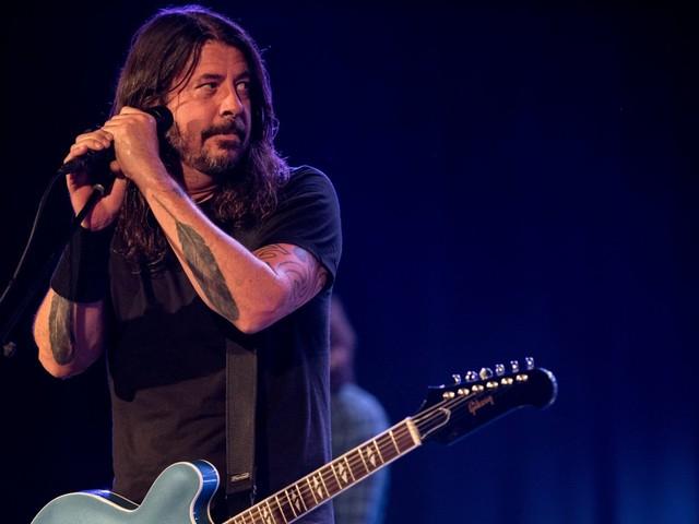 """Foo Fighters: """"Il rock è uno zombie che torna sempre in vita"""""""