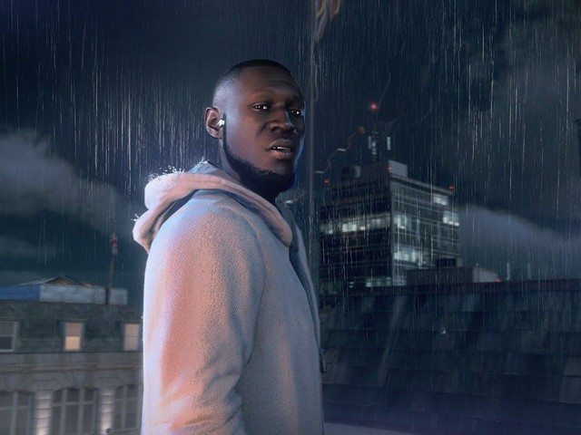 Watch Dogs Legion x Stormzy: ecco il singolo 'Rainfall', il video è stato creato in-game!