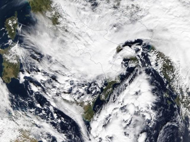 Entro la fine del secolo, gli uragani del Mediterraneo saranno più forti