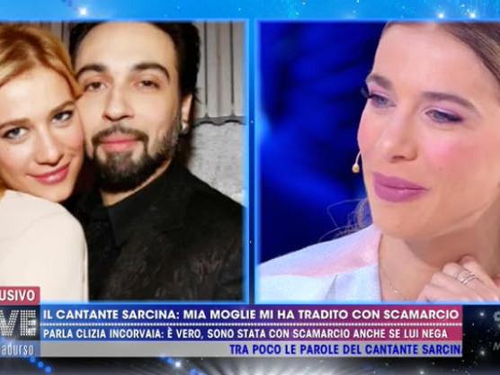 Clizia Incorvaia rivela cosa c'è stato con Scamarcio e lancia un'accusa choc a Sarcina