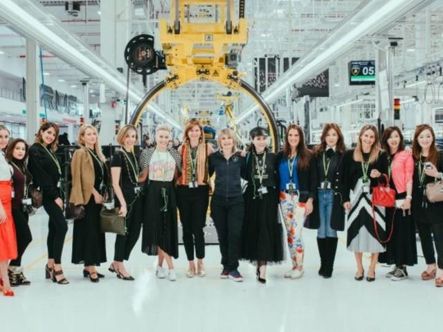 Lamborghini e le donne: con il FAB innovare diventa possibile