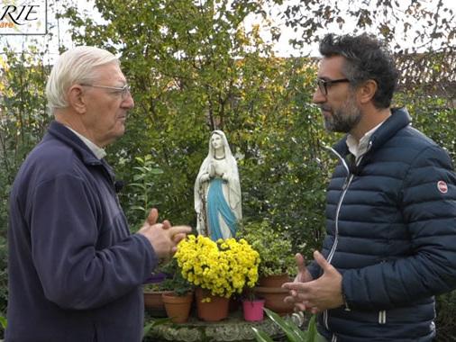 """Padre Zambotti svela """"La Tenda di Cristo"""" giovedì a """"Le Storie"""" su Cremona 1"""