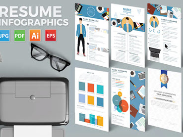 35 Creative Resume Templates: To Land a New Job in Style