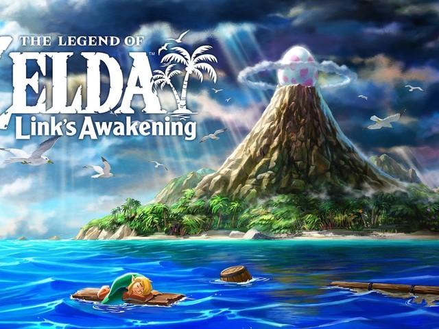 Nuovo trailer per The Legend of Zelda Link's Awakening