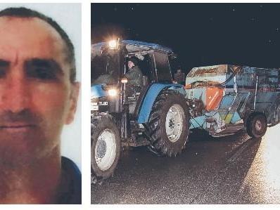 Morto intrappolato nella macchina agricola, sequestrata la miscelatrice che ha ucciso Sain